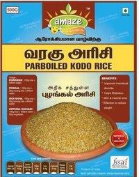 Parboiled Kodo Millet Rice