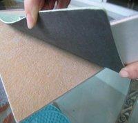 Soft EVA Composited With Non Woven Fiber Insole Board