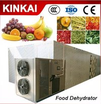 Fruit And Vegetable Processing Type Industrial Food Drying Machine