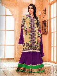 Designer Anarkali Suit (Karishma)