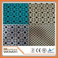 Perforated Metal Sheet And Screen