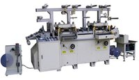 Die Cutting And Hot Foil Stamping Machine