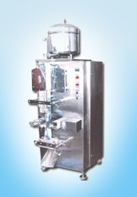 Pouch Packaging Machine For Mineral Water