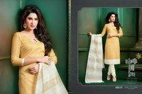 Satrangee Cotton Printed Salwar Suit