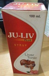 Ju-Liv Plus Syrup