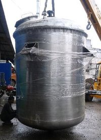 Stainless Steel Chemical Reactor Tanks