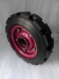 Plain Type Solid Tyres