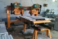 Double Edge Cutting Machine
