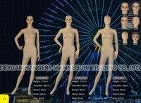 Realistic Full Body Standing Female Mannequin
