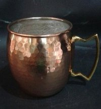 Copper Mosco Mule Mugs