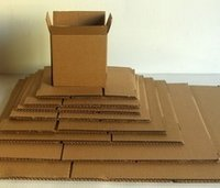 Paper Corrugated Shipping Packaging Box Printing Service