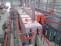 Turnkey Powder Coating Plant