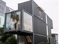 Prefab Shipping Container Houses
