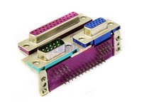 D-Sub Connectors Terminal Adapter
