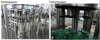 10000 Bottles / hour 500 ml Beer Packaging Production Line