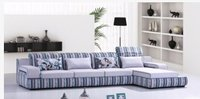 New Stylish Modern Fabric Sofa