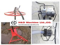 HD-15 Flush Drilling Rig Machine