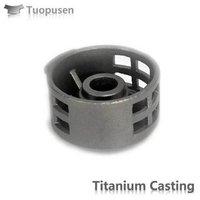 Titanium Rings investment Casting