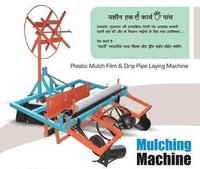 Mulch Film Laying Mulching Machine