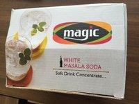 Magic Soft Drink Concentrate (White Masala Soda)