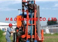 Tractor Type Sonic Drilling Rig