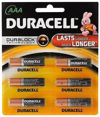 LR03 AAA Size Battery (Duracell)