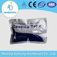 Medical Consumable Orthopedic Fiberglass Casting Tape