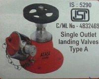 Single Outlet Landing Valves