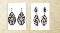 Fashion Diamond Hanging Earring
