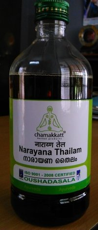 Ayurvedic Oil For Arthritis And Neuralgia