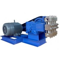 High Presure Triplex Plunger Pump