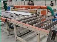 PVC Gypsum Ceiling Board Cutting Machine