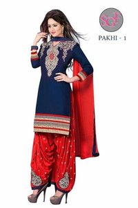 Designer Patiyala Suit