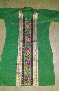 South Cotton Kantha Stitch Kurtis
