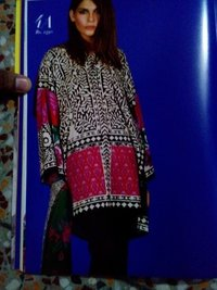 Pakistani Suits in Chiffon