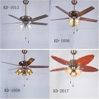 Fans With LED Lamp