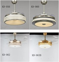 Durable Ceiling Fan With Lamps