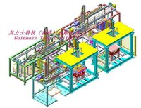 Package Edge Pressure Production Line