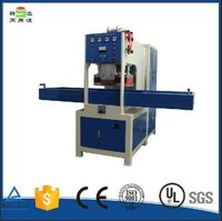 High Frequency Plastic Card Sleeve Making Machinery