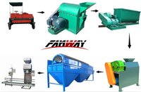 Mini Organic Fertilizer Production Line