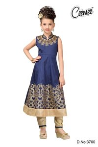 Trendy Girls Anarkali Suit