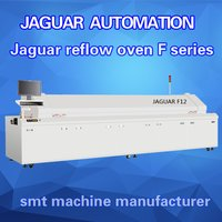 Low Cost Lead Free Reflow Oven For Led Light Making Machine