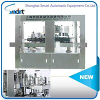 Rotary Stickers Labeling Machine