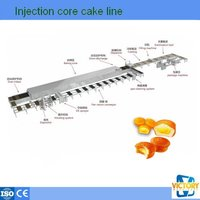 Injection Core Cake Production Line