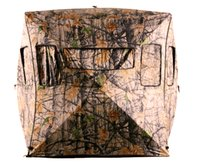 Camo Hunting Blind Tent