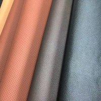 Car Seat Cover PU PVC Leather Fabric