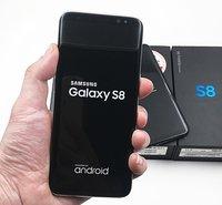Mobile Phone (Samsung Galaxy S8)