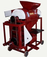 Maize Dehusker Cum Thresher