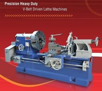 Lathe Machines (V-Belt Driven)