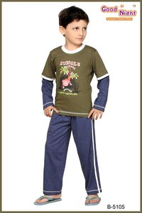 DESIGNER KID'S NIGHTWEAR